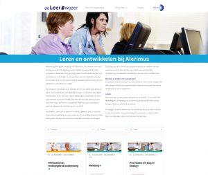 Bookings website